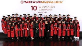Download WCM-Q 10th Graduation Ceremony Video