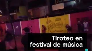 Download Tiroteo en festival de música electrónica en Playa del Carmen - Despierta con Loret Video