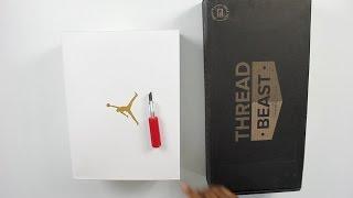Download Unboxing: JORDAN X OVO + Threadbeast Video
