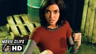 Download ALITA: BATTLE ANGEL Clips + Trailers (2019) Video