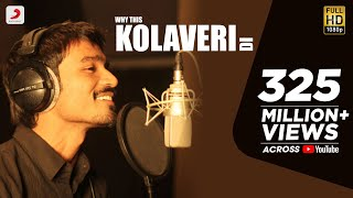 Download 3 - Why This Kolaveri Di Official Video | Dhanush, Anirudh Video