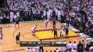 Download NBA Finals 2013: Game 7, Final minute Video