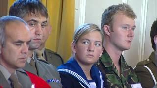 Download Britain's bravest honoured Video