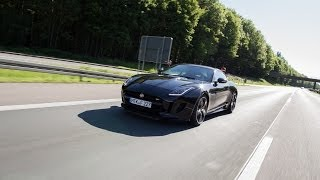 Download Jaguar F-Type V6 S / R Coupé Testfahrt inkl. Bilster Berg Video