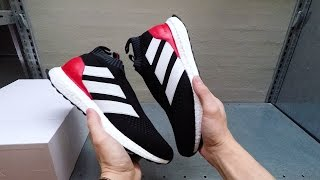 Download Adidas PureControl Ultra Boost - Red Limit | First Look & POV Unboxing Video