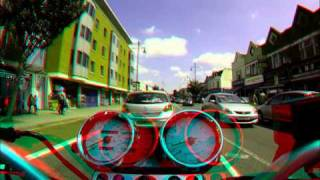 Download GoPro 3D System Review - Crazy Lane Splitting/Filtering UK Video