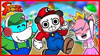 Download SUPER MARIO PARTY Review ! Let's Play with Combo, Big Gil, & Alpha Lexa Video