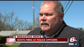Download Shots fired at Lawrence police officer after traffic stop Video