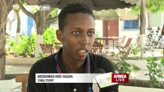 Download Students back in Somalia after Graduating from Chinese Universities Video