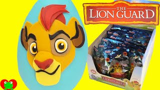 Download Disney Lion Guard Kion Play Doh Surprise Egg and Blind Bags Video