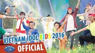 Download VIETNAM IDOL KIDS 2016 - GALA 6 - SĂC MÀU TRÁI CÂY - TOP 5 Video