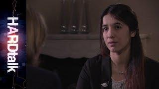 Download Nadia Murad speaking to BBC HARDtalk in 2016 Video