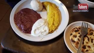 Download [ YOUTUBERO ] Como es el Desayuno Bufet Tipico Salvadoreño El Salvador C.A. Video