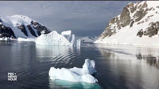 Download Antarctica is losing ice at an accelerating rate. How much will sea levels rise? Video