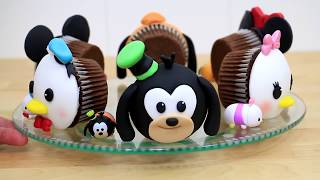 Download DISNEY CUPCAKES How To Make by Cakes StepbyStep Video