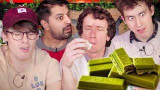 Download Craziest Japanese Chocolate Flavours!? Video