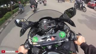 Download #5 | Vlog Kawasaki Ninja H2 Pergi ke Bengkel benerin Klakson Video