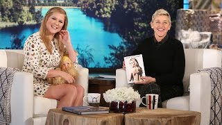 Download Amy Schumer Talks Kate Hudson, Lesbian Bars and Stuffed Animals Video