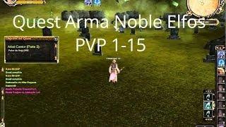 Download Quest armadura pvp 1-15 Shaiya Luz - 02 (Parte 1) Arma para elfos Video