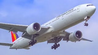 Download (4K) Morning Plane Spotting at Toronto Pearson Int'l Airport Video