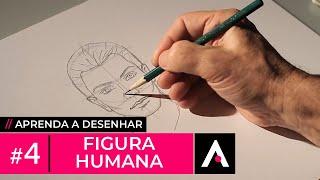 Download Como Desenhar Figura Humana - Aprenda a Desenhar #4 Video
