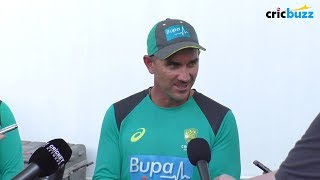 Download Justin Langer: If there's a young batsman with a good technique, there's a place for him in the side Video