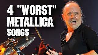 Download 4 the WORST / MOST HATED Metallica songs | Andriy Vasylenko Video