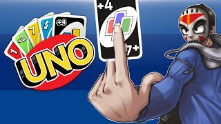 Download UNO - Rule 7-0 Full Match! First to 200 Points! (Hand Swap!) Video