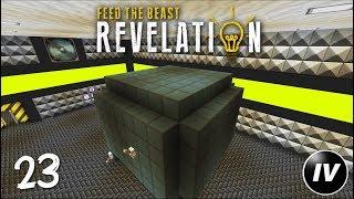 FTB Revelation - Ep 24 - Reactor Adjustments & Fuel Research