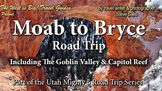 Download Grand Circle Tour: Moab to Bryce blu-ray / DVD free preview Video