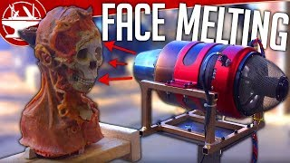 Download Jet Engine VS FACE (Flying Like Iron Man Update) Video