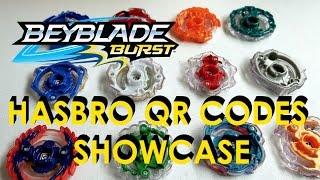 Download Beyblade Burst by Hasbro QR Codes Showcase - Shared by Zankye Video
