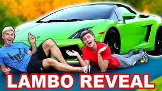 Download LAMBORGHINI NAME REVEAL!! Video