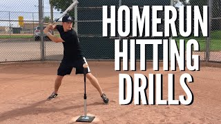 Download Ultimate Homerun Hitting Drills: Baseball Hitting Drills Video