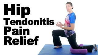 Download Hip Tendonitis Stretches & Exercises - Ask Doctor Jo Video