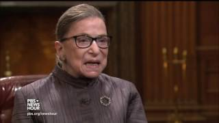 Download Ruth Bader Ginsburg on becoming 'Notorious' Video