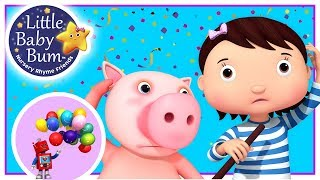 Download Nursery Rhymes Gone Wrong! + More! | Little Baby Boogie | LBB | Nursery Rhymes For Kids Video