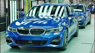 Download 2019 BMW 3 Series Production Video