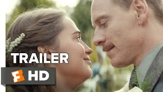 Download The Light Between Oceans Official Trailer #1 (2016) - Alicia Vikander, Michael Fassbender Movie HD Video