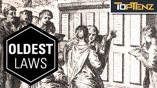 Download Top 10 Oldest Recorded Laws by Region Video