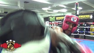 Download MAYWEATHER SPAR WARS: CERVANTES SCOTT WATCHES DBN (SPAR WARS) AND CALLS OUT CHRISTIAN THOMAS Video