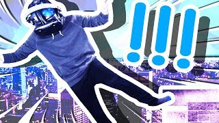 Download FALLING OFF A BUILDING IN VIRTUAL REALITY!!! Video