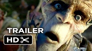 Download Strange Magic Official Trailer #1 (2015) - George Lucas Animated Movie HD Video