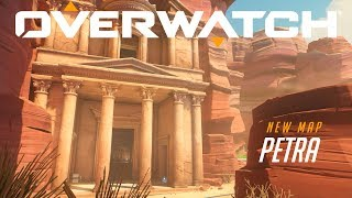 Download [COMING SOON] Petra | New Deathmatch Map | Overwatch Video