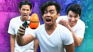Download EXTREME BALLOON ROULETTE CHALLENGE! Video