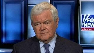Download Newt Gingrich: Trump could replace White House reporters Video