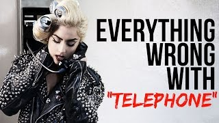 Download Everything Wrong With Lady Gaga - ″Telephone″ Video