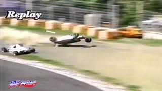 Download Hitoshi Ogawa Fatal Crash 1992 All Japan F3000 Video