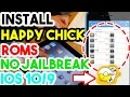 Download New Install Happy Chick And Roms Free No Jailbreak/Computer On iOS 10|9 To 9.3.5| iPhone/iPod/iPad Video