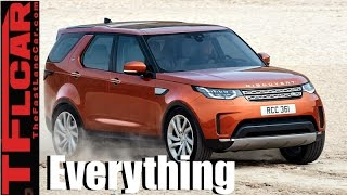 Download 2017 Land Rover Discovery: Everything You Ever Wanted to Know Video